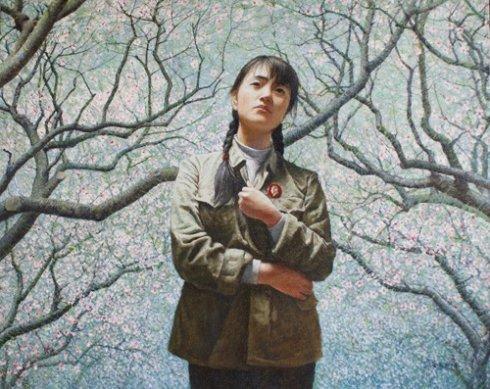 【第十届空谷征文入围作品】小城里的南方姑娘